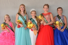 Jr Queen Court