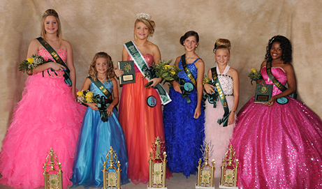 2012 Junior Queen