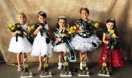 2012 Miss LaPetite Pageant