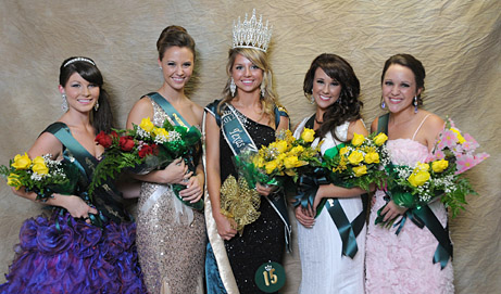 2012 Senior Queen Pageant